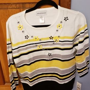 Alfred Dunner lightweight sweater